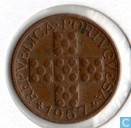 Portugal 1957 10 centavos
