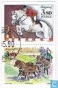 Équitation aux Jeux