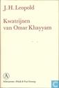 Kwatrijnen van Omar Khayyam