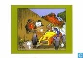 Comic Books - Panda - De meester-buikspreker + De kasteelbediende