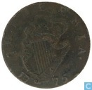 Ierland ½ penny 1775