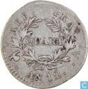 France 1 quart 1803 (Year 12 - A)