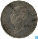 Munten - Nederland - Nederland 25 cent 1848 (met punt)