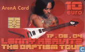 Kostbaarste item - Lenny Kravits The Baptism Tour