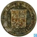 Venezuela 50 centimos 1960
