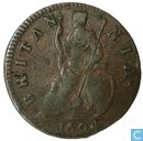 United Kingdom 1694 1 farthing