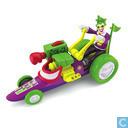 DC Super Friends Hero World Joker Funny Car