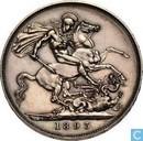 Vereinigtes Königreich 1.893 1 Crown