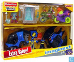 Imaginext DC Superfriends Batman Giftset