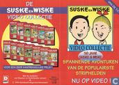 Suske en wiske video collectie 2
