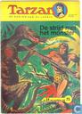 Bandes dessinées - Tarzan - De strijd met het monster
