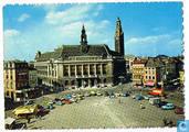 Charleroi - L'Hôtel de Ville