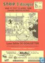 Strip 3- daagse Middelkerke