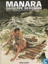 Bandes dessinées - Giuseppe Bergman - De odyssee van Giuseppe Bergman
