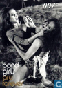 Trading cards - James Bond in Motion - Aliza Gur & Martine Beswick as Vida & Zora