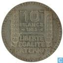 Frankrijk 10 francs 1929