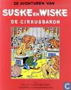 Comic Books - Willy and Wanda - De cirkusbaron