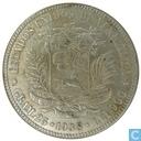 Venezuela 5 bolivares 1935
