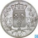 Frankreich 5 Franc 1821 (W)