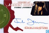 Famke Janssen ( Women of James Bond style)