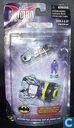 J-Man Motorcycle & Funny Car Batman Beyond Micro Series; Streets of Gotham City Vehicles