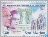 Sao Paulo 1554-2004