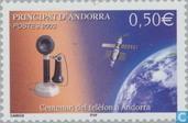 Telephony in Andorra 1903-2003