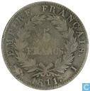 Frankrijk 5 francs 1811 (I)