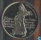 Lettland 1 Lats 2008