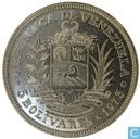 Venezuela 5 Bolivares 1973
