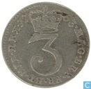 UK 3 Pence 1763