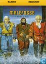 Bandes dessinées - Chemins de Malefosse, Les - De vallei der ellende