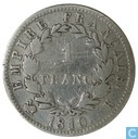 Frankrijk 1 franc 1810 (K)