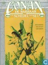 Strips - Conan - Conan de barbaar en de schedel van Set