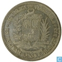 Venezuela 1 bolívar 1954