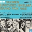 Suomen eurovisio-iskelmiä grand-prix 1965
