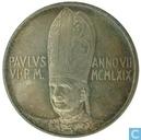 lires Vatican 500 1969