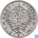 Italy 1 lira 1907