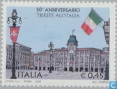 Restitution Trieste 50 years