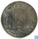 Frankrijk 5 francs 1816 (A)