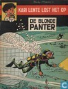 Strips - Kari Lente - De blonde panter