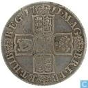 UK 1 shilling 1711