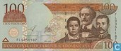Dominican Rep. 100 Pesos Oro