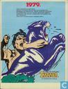 Strips - Tarzan - Monsters uit de oertijd