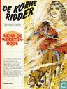 Comics - Roland der Ritter - Aïcha de woestijnroos