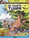 Comics - Pits en Kaliber - De zwarte tijger