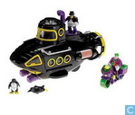 Imaginext DC Superfriends Villain Vehicle Set  Penguin Sub