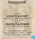 13 Weisser SCHUTZ & KRAFT Weisser Tee-Kräuterteemischung | White PROTECT & POWER White Tea-Herbal Tea Blend