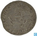 Verenigd Königreich 3 Pence 1673