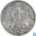 Roemenië 1 leu 1910